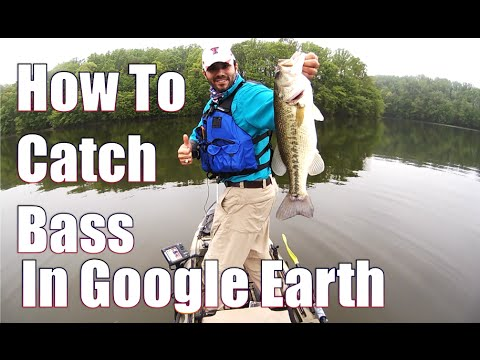 How To Use Google Earth to Catch Fish