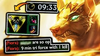 This Is How I Get Triforce In 9 Min Every Game...