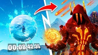 FORTNITE ICE STORM COUNTDOWN EVENT! *SECRET* MAP CHANGES!