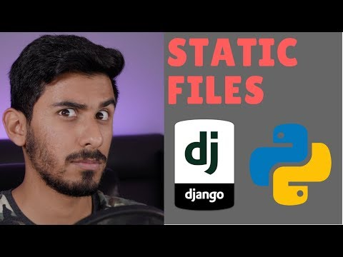 Python Django Tutorial 2018 for Beginners Part 6 - Static Files