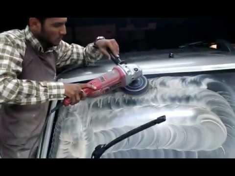 Car Glass Polish, Car Detailing & Headlights Restore