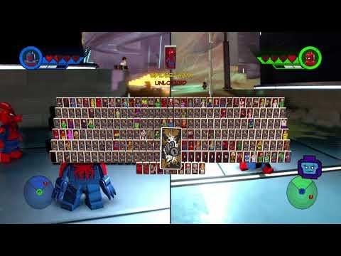 LEGO® MARVEL Super Heroes 2 - Unlocking Spiderham