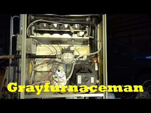 Fan speeds on the gas furnace IFC