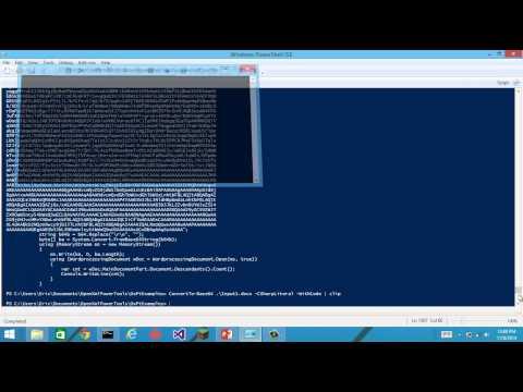 ConvertTo ConvertFrom Base64