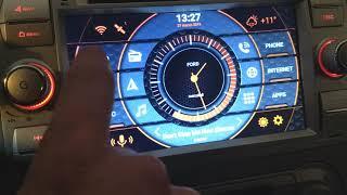 Captain - theme for CarWebGuru Launcher - PakVim net HD Vdieos Portal