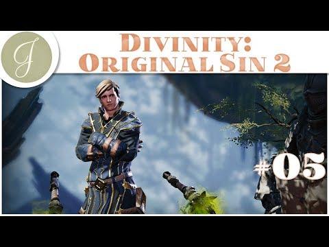 Divinity: Original Sin 2 Modded Roleplay ▶Shelben Riley Katte◀ A P&J Pajama Livestream - 2018-03-23