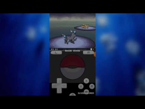 Pokemon White 2- Finding a Darkrai