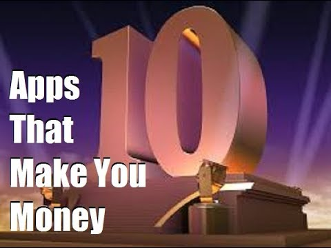 Top 10 Apps That Make You Money