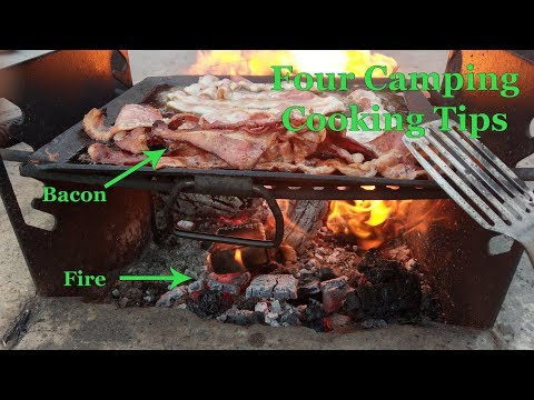 Top 4 Vacation Cooking Tips at Zion National Park
