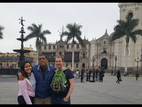First days in Lima - Alice