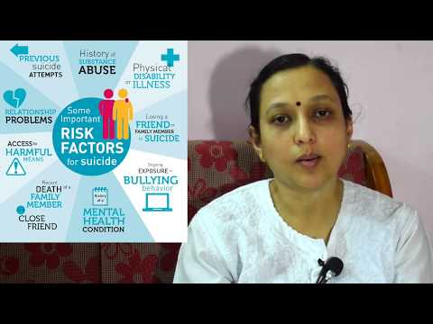 How to prevent a suicide ?-  by Dr.Sonali & Dr. Sonali