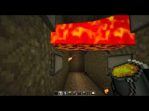 Iron Golem Farm 1.2.5+ (Survival Mode) (Easy)