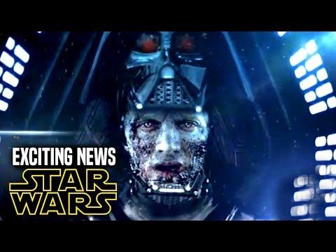 Star Wars! Darth Vader Exciting News & More! (Star Wars News)