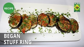 Began Stuffed Ring  Recipe | Lively Weekends | Fusion Food