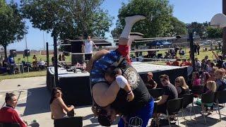 WWE & ROCCO  EXTREME SPORTS