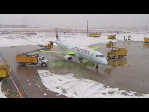 Deicing - How we dispose of deicing fluid