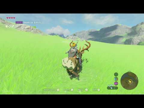 The Legend of Zelda: Breath of the Wild Shrine Locations Hateno Tower Region