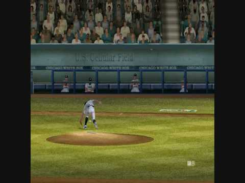 MVP Baseball 2005 Failed Sacrifice Bunt