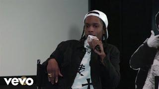 A$AP ROCKY - Angels (HOT97 In Studio Series)