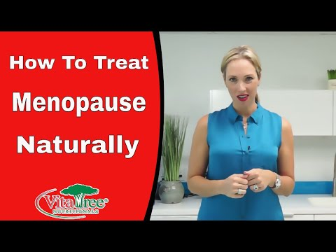 How To Treat Menopause Naturally  - VitaLife Show Episode 217