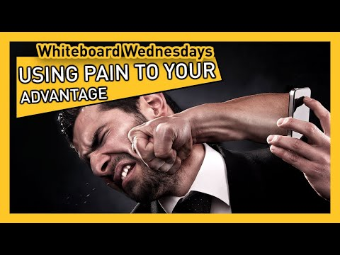 Using PAIN to your ADVANTAGE | Whiteboard Wednesday