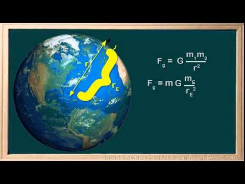 BCLN - Physics - Force of Gravity (estimation)