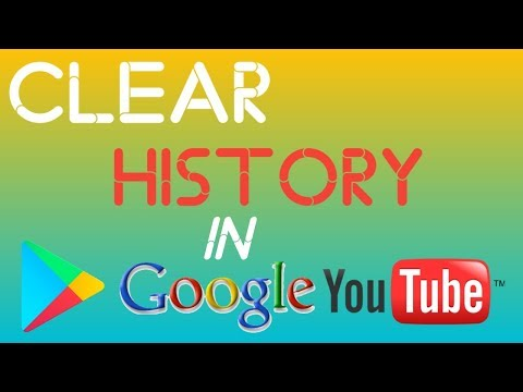 How to clear history on Play Store, YouTube &... | Delete history on Play Store, YouTube & ...