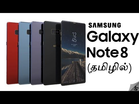 Samsung Galaxy Note 8 - Dual Camera, 6GB RAM, 6.3