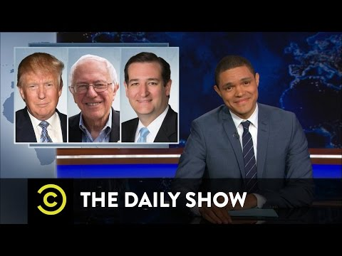 Canada's Hot New Prime Minister: The Daily Show