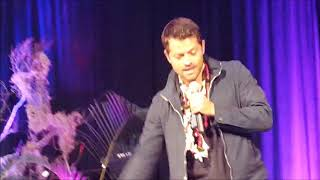 Misha Collins Panel - Honolulu 2017