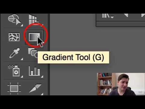 Illustrator: Add a gradient along a path | Design eLearning Tutorials