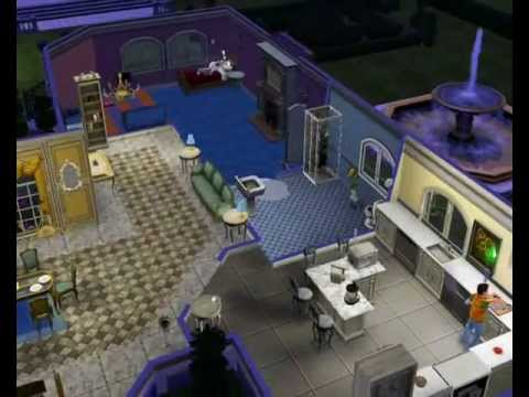 Hot dog the sims 3