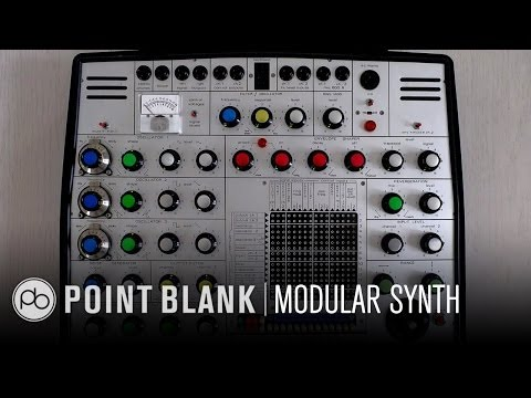 Ableton Live Modular Synth Plug-in - Free Max for Live Download