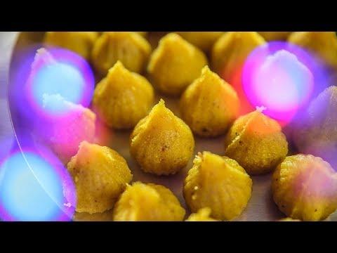 How To Make Rava Modak | Ganesh Chaturthi Special | Semolina Modak | Recipe by Ruchi Bharani
