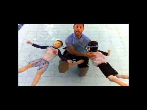 Learn to Swim Skill - The Rollover