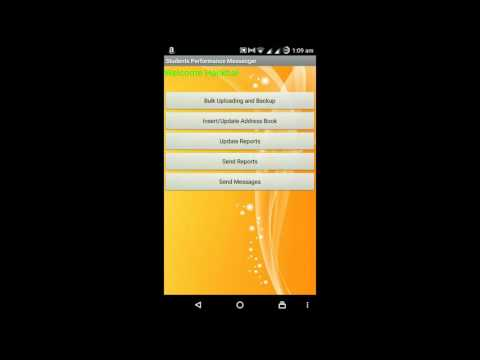 How to Download Students Performance Messenger [SPM] ??