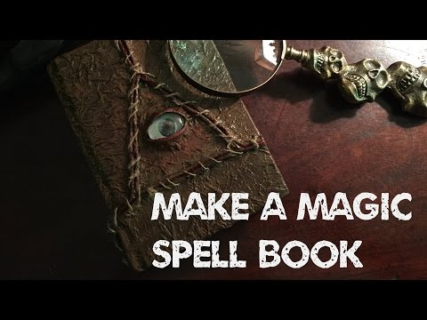www.monstertutorials.com - Illuminati Spellbook Tutorial