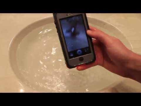 Otterbox Armor Series Water Test FAIL