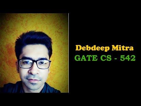 93 Debdeep Mitra AIR 542