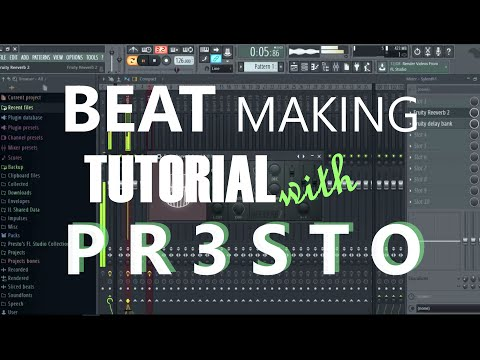 How to make a Naija beat in FL STUDIO from scratch