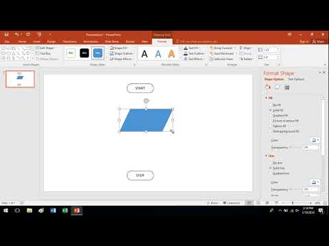 How to Create a Flowchart in PowerPoint