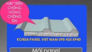 So Sánh Tường Gạch Và Tôn Xốp Cách Nhiệt  Eps Hàn Quốc