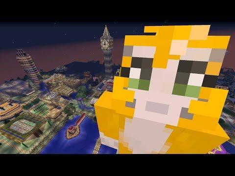 Minecraft Xbox - Town Tour [600]