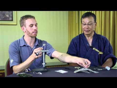 Tenkara Fly-Tying Video Series - with Daniel Galhardo and Hisao Ishigaki