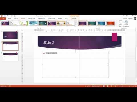 Remove Underline from PowerPoint Hyperlink