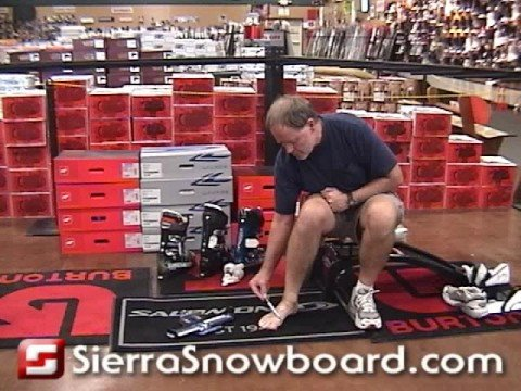 Ski Boot Fitting Basics:  Part 1