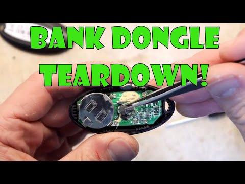Teardown Lab - HSBC Bank Security Dongle