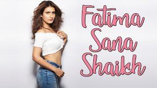 Fatima Sana Shaikh Indian film actress