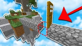 THE NEW MINECRAFT VIRAL TROLL... (Minecraft Skywars)