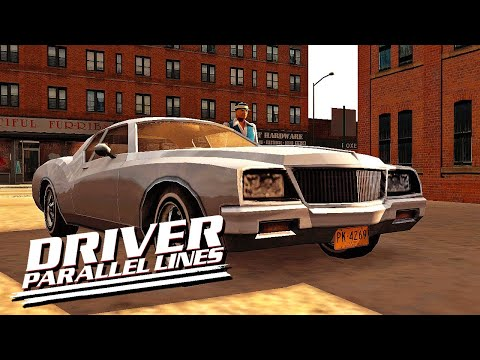 Driver: Parallel Lines - Gameplay Walkthrough - Mission #5: Hot Wheels
